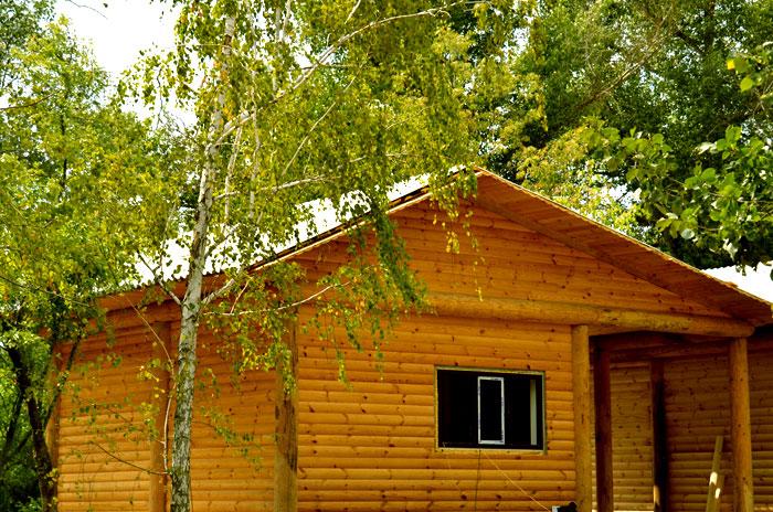 спортивно-рыболовная база домик рыбака х.железный