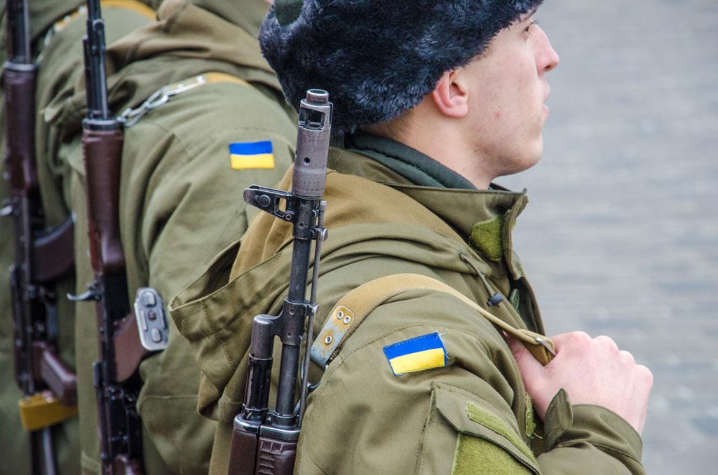 Вооруженные силы Украины (ВСУ)
