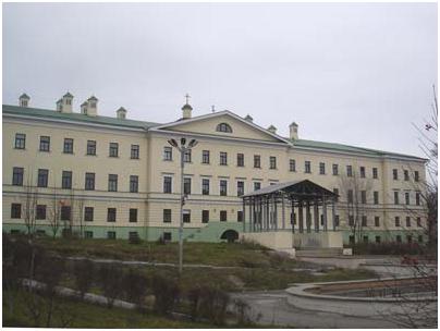 Новосибирск офтальмологические больницы