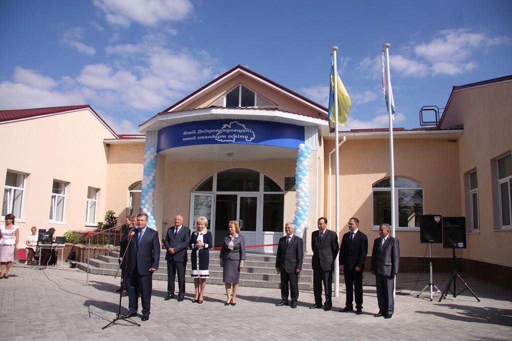 Открытие школы в деличобане - 1a608