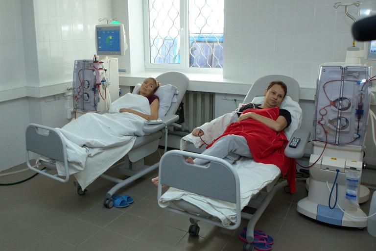 Отделения неврологии в больнице мечникова