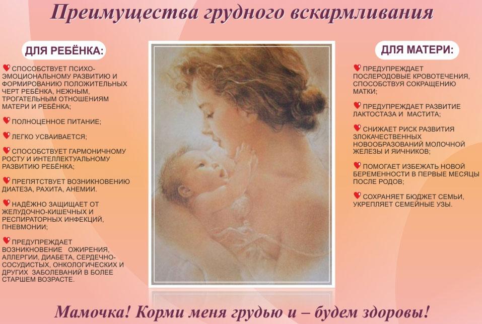 Питание кормящей мамы если у ребенка рахит