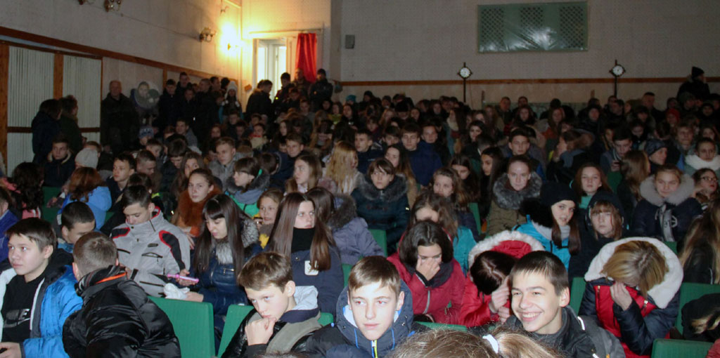 Как Тимофей Нагорный отметил Международный день волонтёра