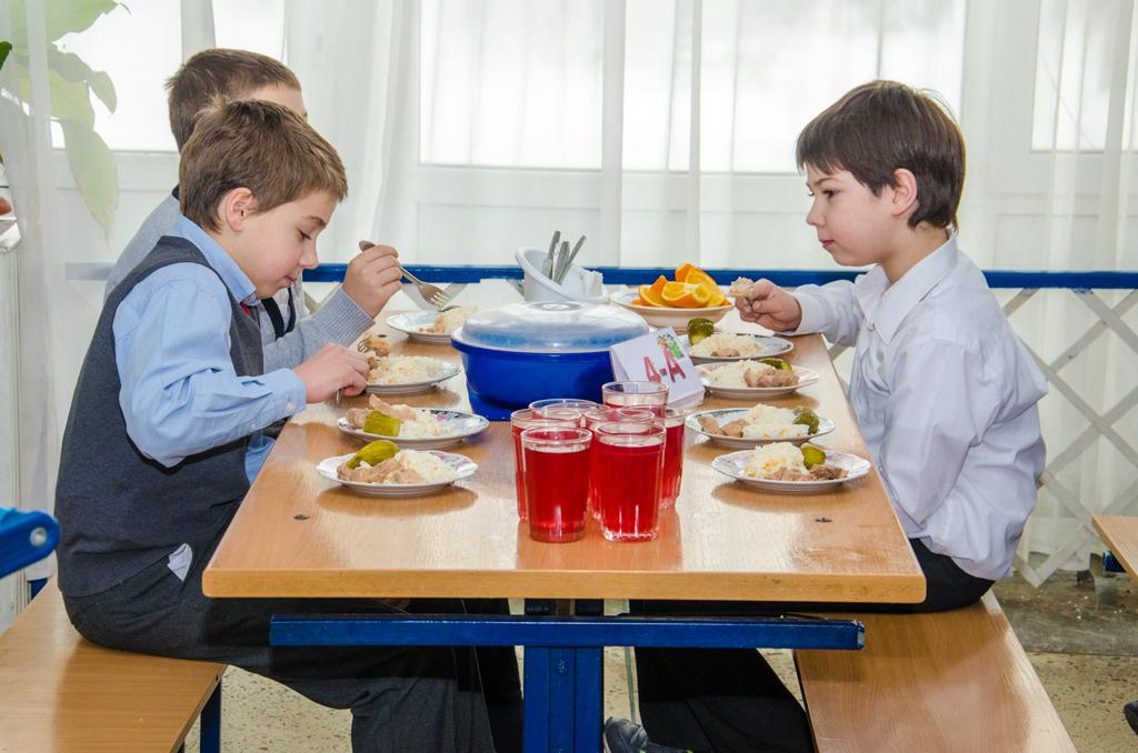 Питание детей в школе картинки