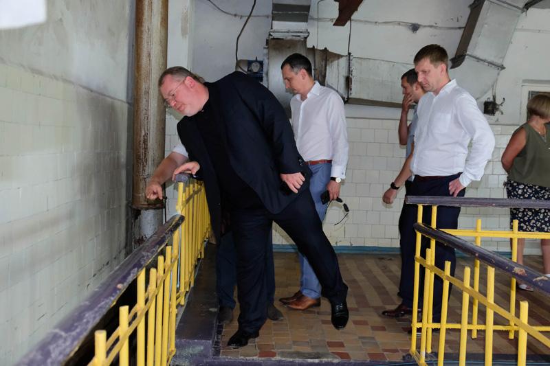 Качественная питьевая вода появится в домах жителей Покрова уже в этом 2017 году