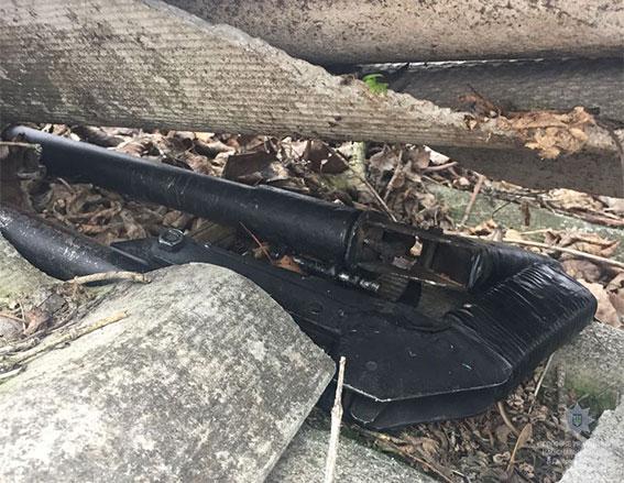 В Днепре правоохранители задержали ранее судимого мужчину, который стрелял в полицейского