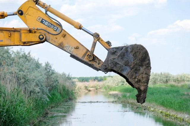 На Днепропетровщине восстановили реку Бакаи