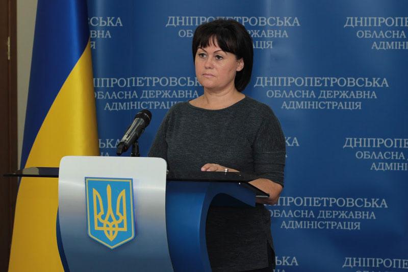 директор областного Центра развития местного самоуправления Елена Тертышная