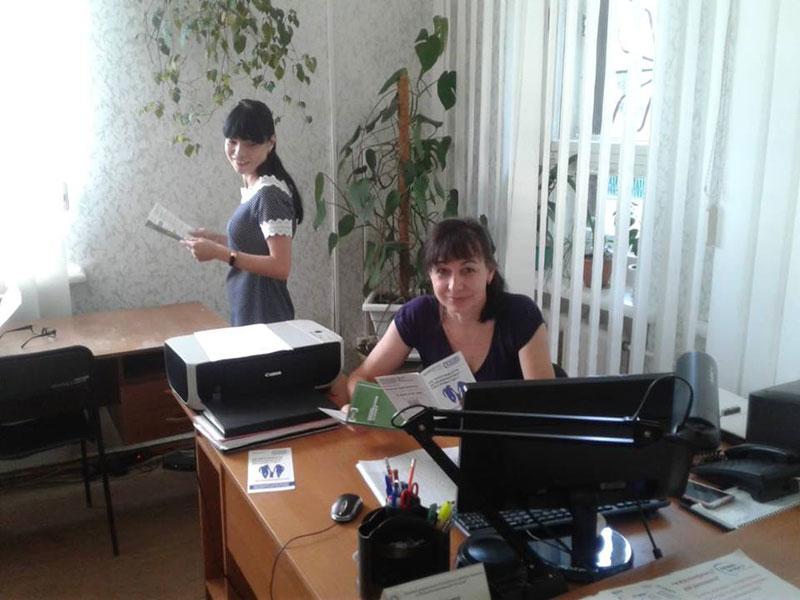Фахівці центру правової допомоги Вільногірськ