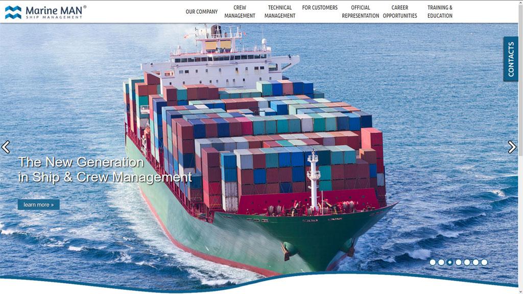 Крюинговое агенство Марин МАН - поиск работы для моряков