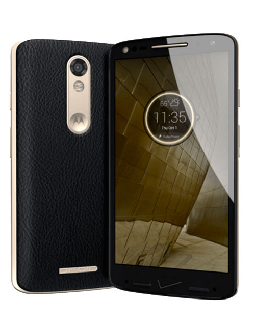Motorola Droid Turbo 2 (Moto X force) 32Gb Black Leather в Украине