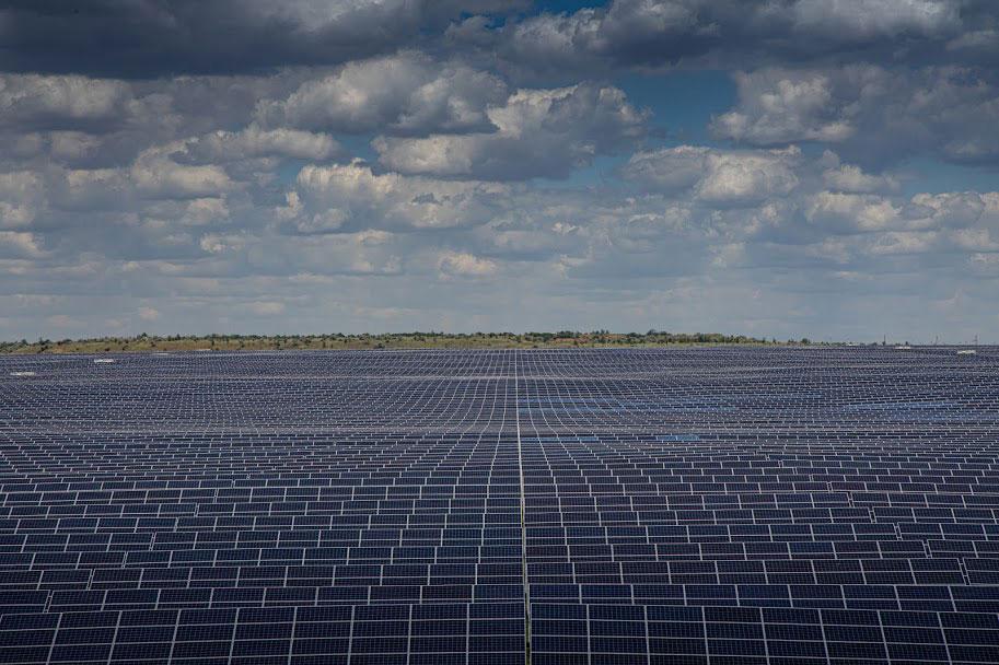 Никопольская солнечная электростанция (СЭС) станет одним из ...