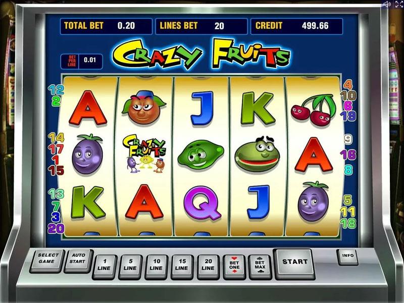 ПМ казино игровые автоматы